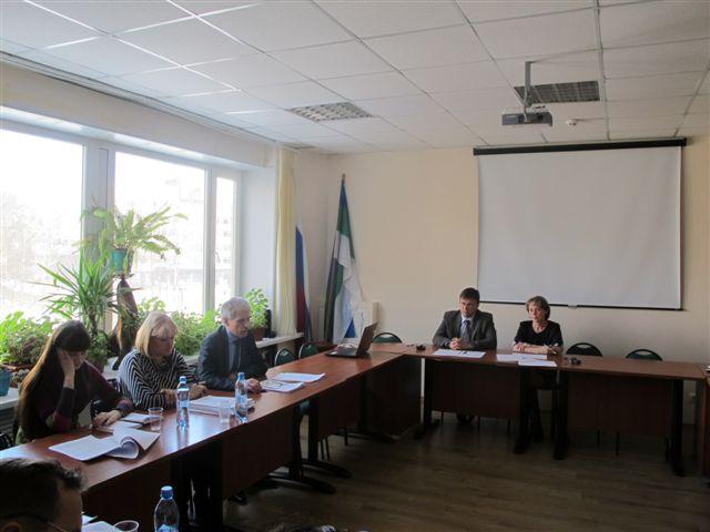 Заседание в Общественной палате РК на тему общежитий